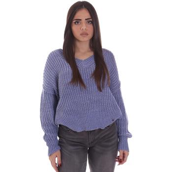 Υφασμάτινα Γυναίκα Πουλόβερ Gaudi 021BD53014 Μπλε