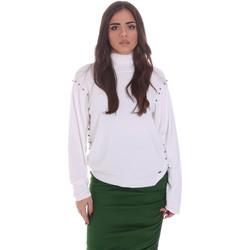 Υφασμάτινα Γυναίκα Πουλόβερ Gaudi 021BD53026 λευκό