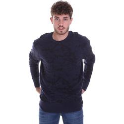 Υφασμάτινα Άνδρας Πουλόβερ Calvin Klein Jeans K10K105737 Μπλε