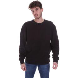 Υφασμάτινα Άνδρας Φούτερ Calvin Klein Jeans J30J315702 Μαύρος