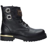 Παπούτσια Παιδί Μπότες NeroGiardini I021581F Μαύρος