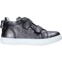 Παπούτσια Παιδί Ψηλά Sneakers NeroGiardini I021532F Ασήμι