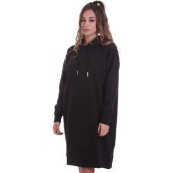 Υφασμάτινα Γυναίκα Κοντά Φορέματα Fila 687933 Μαύρος
