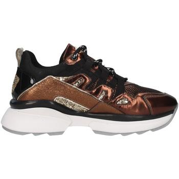 Παπούτσια Γυναίκα Χαμηλά Sneakers NeroGiardini I013702D Μαύρος