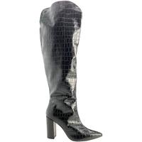 Παπούτσια Γυναίκα Μπότες για την πόλη Grace Shoes 724014 Μαύρος