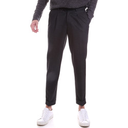 Υφασμάτινα Άνδρας Παντελόνια Chino/Carrot Sseinse PSI687SS Γκρί