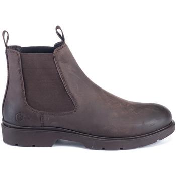 Παπούτσια Άνδρας Μπότες Lumberjack SM97903 001 H01 καφέ