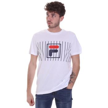 T-shirt με κοντά μανίκια Fila 687989