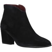 Παπούτσια Γυναίκα Μποτίνια Bueno Shoes 20WR5102 Μαύρος