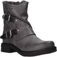 Παπούτσια Γυναίκα Μποτίνια Bueno Shoes 8K3502 Γκρί