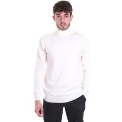 Υφασμάτινα Άνδρας Πουλόβερ Sseinse MI1620SS λευκό