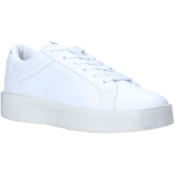 Παπούτσια Γυναίκα Χαμηλά Sneakers Shop Art SA030060 λευκό
