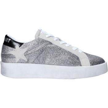 Παπούτσια Γυναίκα Χαμηλά Sneakers Shop Art SA030064 Ασήμι