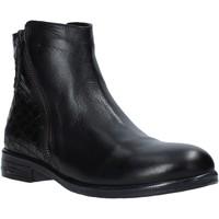 Παπούτσια Γυναίκα Μποτίνια Bueno Shoes 20WR4601 Μαύρος