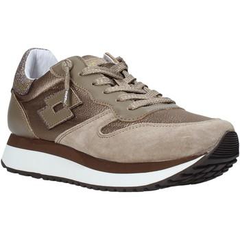 Παπούτσια Γυναίκα Χαμηλά Sneakers Lotto 215084 Μπεζ