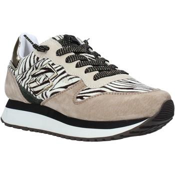 Παπούτσια Γυναίκα Χαμηλά Sneakers Lotto 215089 Μπεζ