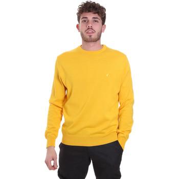 Υφασμάτινα Άνδρας Πουλόβερ Navigare NV11006 30 Κίτρινος