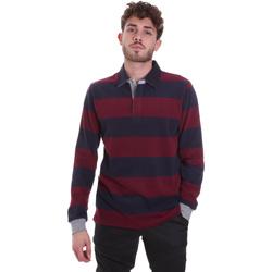 Υφασμάτινα Άνδρας T-shirts & Μπλούζες Navigare NV30029 το κόκκινο