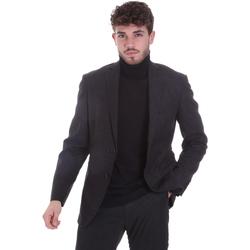 Υφασμάτινα Άνδρας Σακάκι / Blazers Sseinse GAI651SS Γκρί