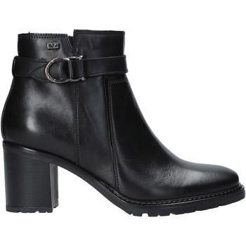 Παπούτσια Γυναίκα Μποτίνια Valleverde 46084 Μαύρος