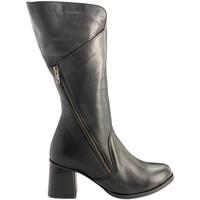 Παπούτσια Γυναίκα Μπότες Bueno Shoes 20WP1406 Μαύρος