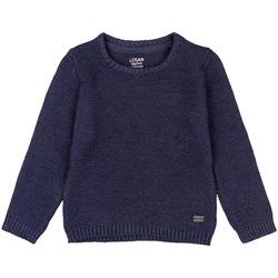 Υφασμάτινα Παιδί Πουλόβερ Losan 025-5652AL Μπλε