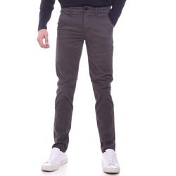 Υφασμάτινα Άνδρας Παντελόνια Chino/Carrot Sseinse PSI646SS Γκρί