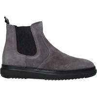 Παπούτσια Άνδρας Μπότες IgI&CO 6115600 Μαύρος