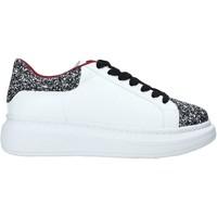 Παπούτσια Γυναίκα Χαμηλά Sneakers Gold&gold B20 GA679 λευκό