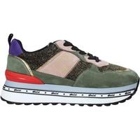 Παπούτσια Γυναίκα Χαμηλά Sneakers Gold&gold B20 GA583 Πράσινος