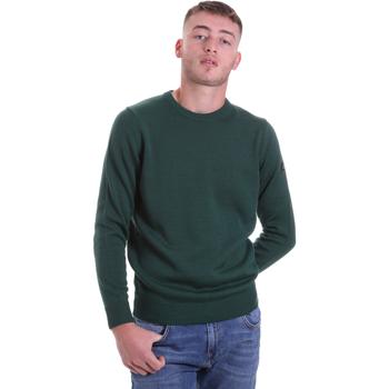 Υφασμάτινα Άνδρας Πουλόβερ Navigare NV12002 30 Πράσινος