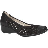 Παπούτσια Γυναίκα Μπαλαρίνες Melluso R30520 Μαύρος