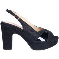 Παπούτσια Γυναίκα Γόβες Grace Shoes LN 093 Μαύρος