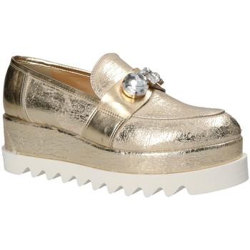 Παπούτσια Γυναίκα Μοκασσίνια Grace Shoes 1312 Κίτρινος