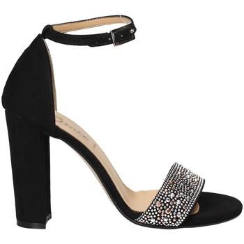 Παπούτσια Γυναίκα Σανδάλια / Πέδιλα Grace Shoes 1388 Μαύρος