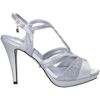Παπούτσια Γυναίκα Σανδάλια / Πέδιλα Osey SA0559 Γκρί