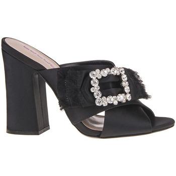 Παπούτσια Γυναίκα Τσόκαρα Fornarina PE18GI2904 Μαύρος