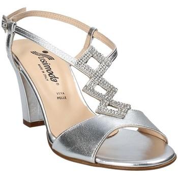Παπούτσια Γυναίκα Σανδάλια / Πέδιλα Susimoda 2796 Γκρί
