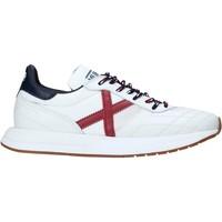 Παπούτσια Άνδρας Χαμηλά Sneakers Munich 8640025 λευκό