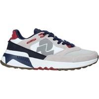 Παπούτσια Άνδρας Χαμηλά Sneakers Invicta CM02006A λευκό