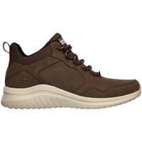 Παπούτσια Άνδρας Χαμηλά Sneakers Skechers 52780 καφέ
