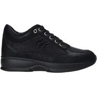 Παπούτσια Γυναίκα Χαμηλά Sneakers Lumberjack SW01305 010 R82 Μαύρος