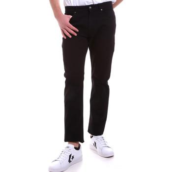 Υφασμάτινα Άνδρας Παντελόνια Πεντάτσεπα Navigare NV53095 Μαύρος