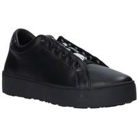 Παπούτσια Γυναίκα Χαμηλά Sneakers Apepazza F0SLY06/LEA Μαύρος