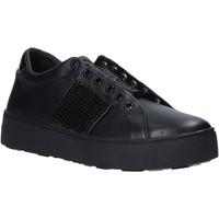 Παπούτσια Γυναίκα Χαμηλά Sneakers Apepazza F0SLY11/MES Μαύρος