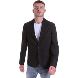 Υφασμάτινα Άνδρας Σακάκι / Blazers Antony Morato MMJS00005 FA650205 Μαύρος