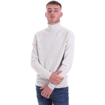 Υφασμάτινα Άνδρας Πουλόβερ Antony Morato MMSW01151 YA200066 λευκό