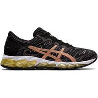 Παπούτσια Γυναίκα Χαμηλά Sneakers Asics 1022A132 Μαύρος