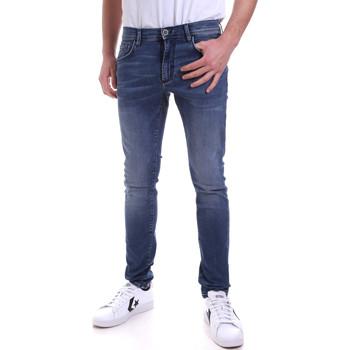 Υφασμάτινα Άνδρας Skinny jeans Antony Morato MMDT00234 FA750251 Μπλε