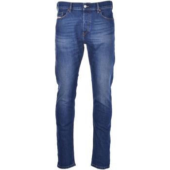 Υφασμάτινα Άνδρας Skinny Τζιν  Diesel 00SID8 009EL Μπλε